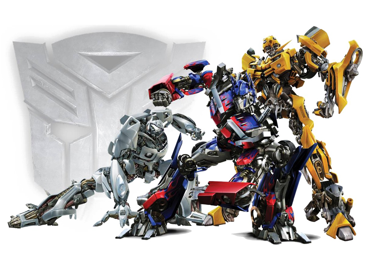 Optimus Prime Sentinel Prime Bumblebee Ultra Magnus.