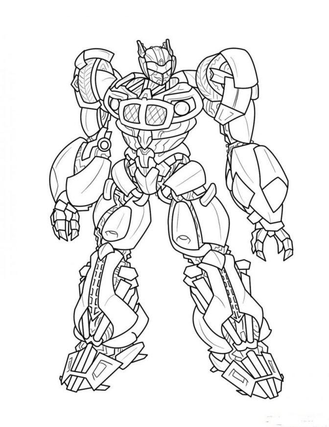 coloring page for kids ~ Transformersloring Book Image Ideas.