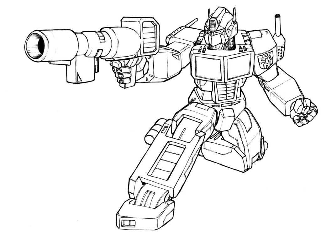 Free Transformer Optimus Prime Coloring Pages, Download Free.