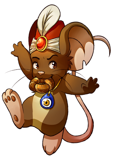 Rato Transformice Png Vector, Clipart, PSD.