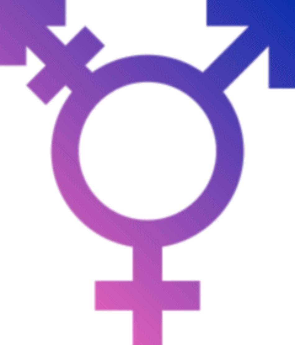 Transgender clipart.