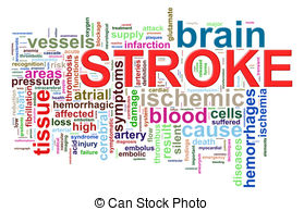 Stroke symptoms Clip Art and Stock Illustrations. 94 Stroke.