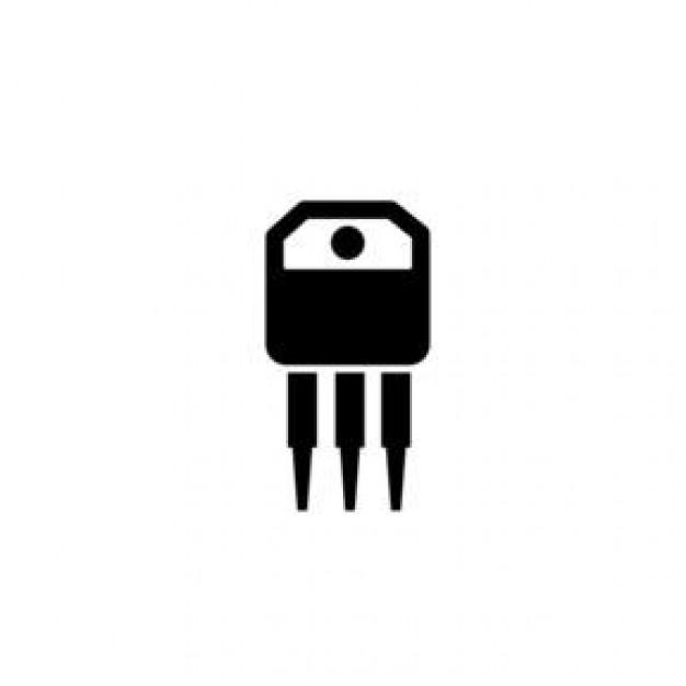 Transistor Icon.