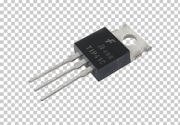 Transistor NPN Power Semiconductor Device Electronic Circuit.