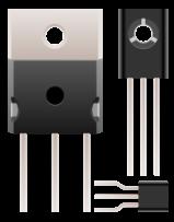 Transistor clip art Free Vector.