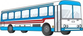Transit Bus Clipart.