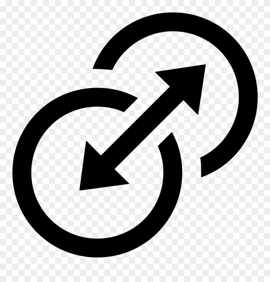Transition Both Directions Icon.