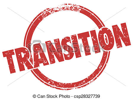 Drawings of Transition Word Red Grunge Style Stamp Change.