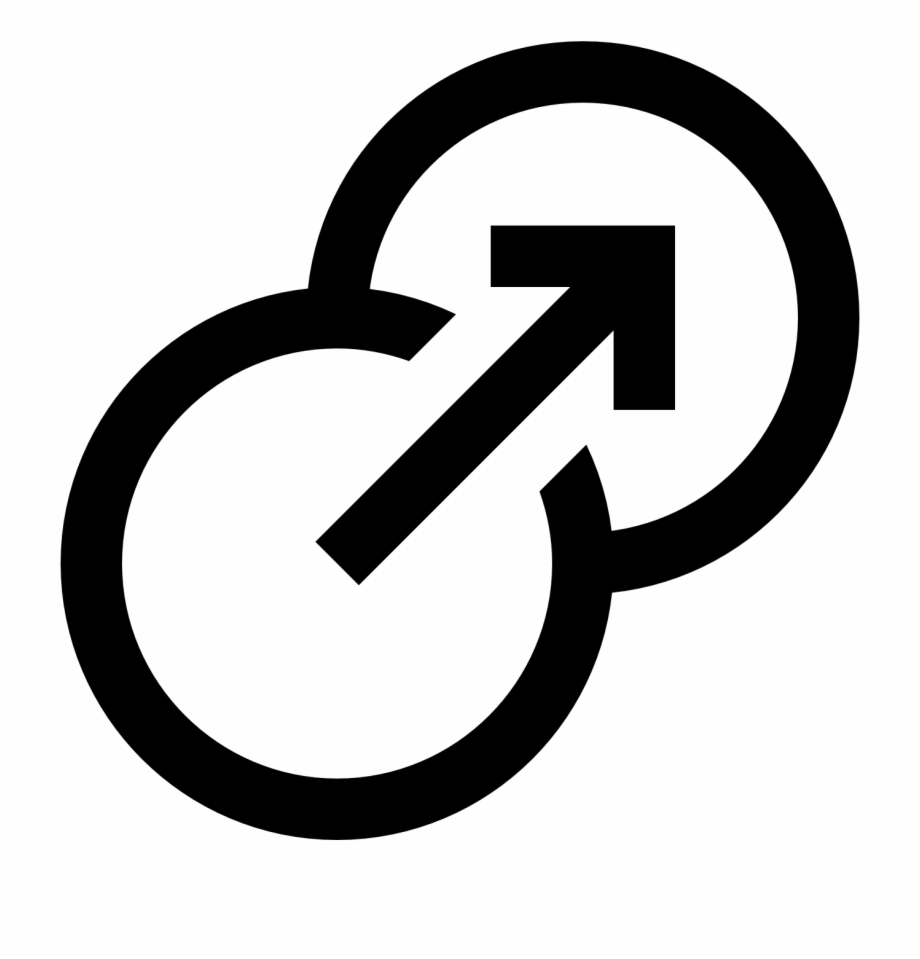 One Way Transition Icon.