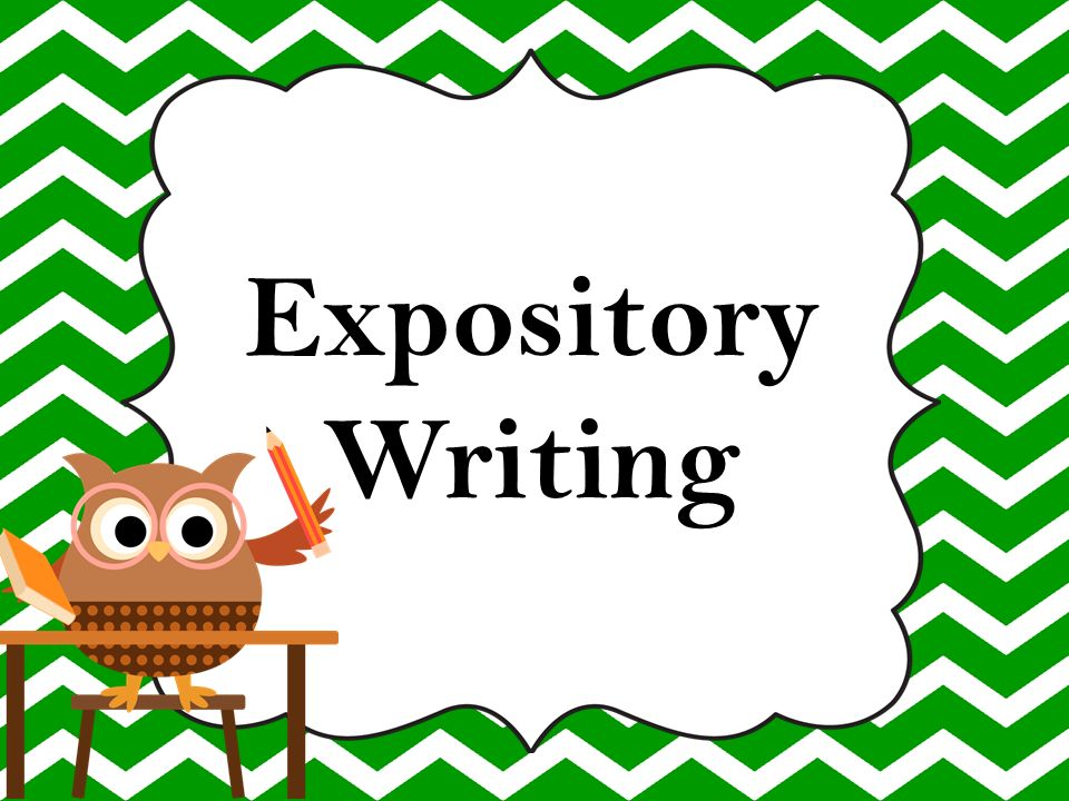 Expository Writing. What is Expository Writing? Writing used.