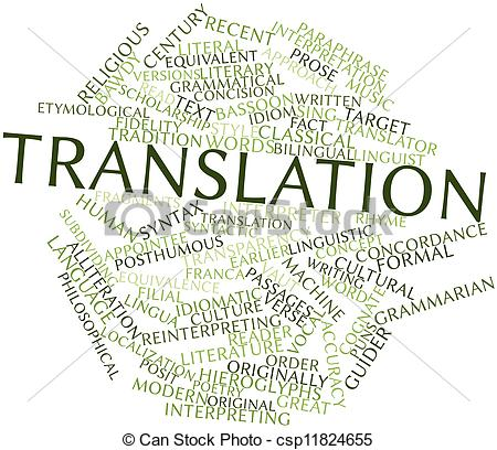 Translation Illustrations and Clip Art. 23,105 Translation royalty.
