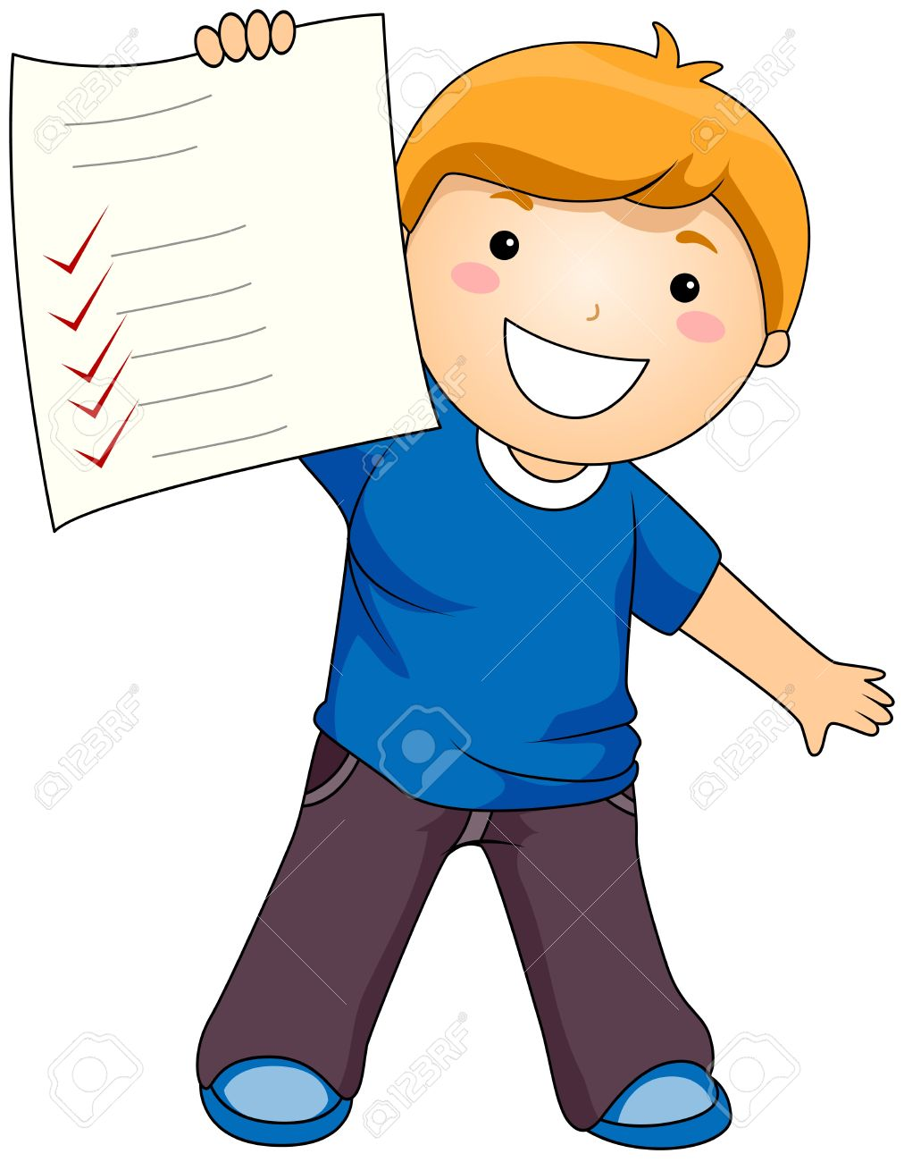 Check clipart kid, Check kid Transparent FREE for download.