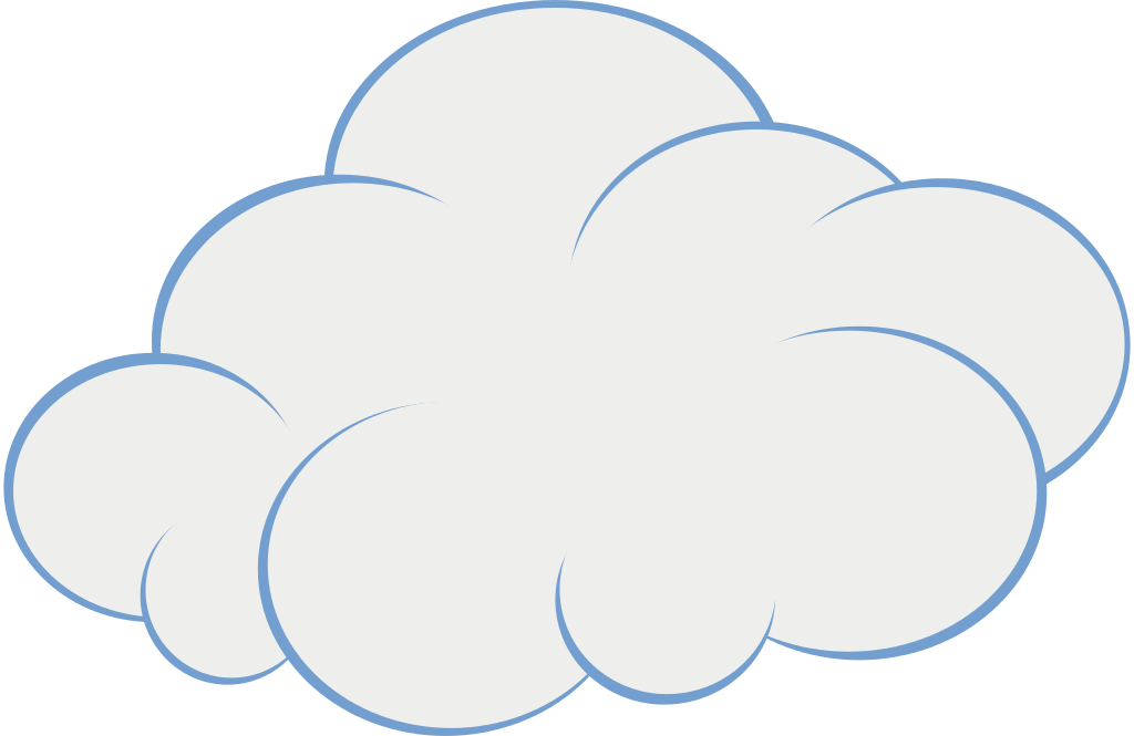 Translucent Clouds Clipart Clipground