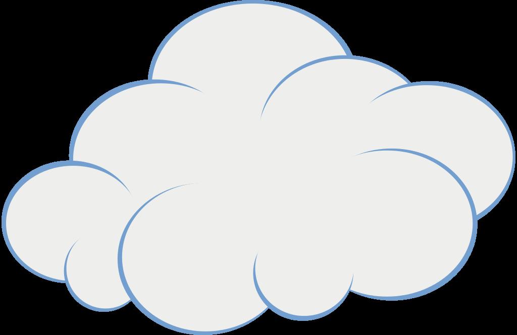 Transparent Cloud Clipart Gif.