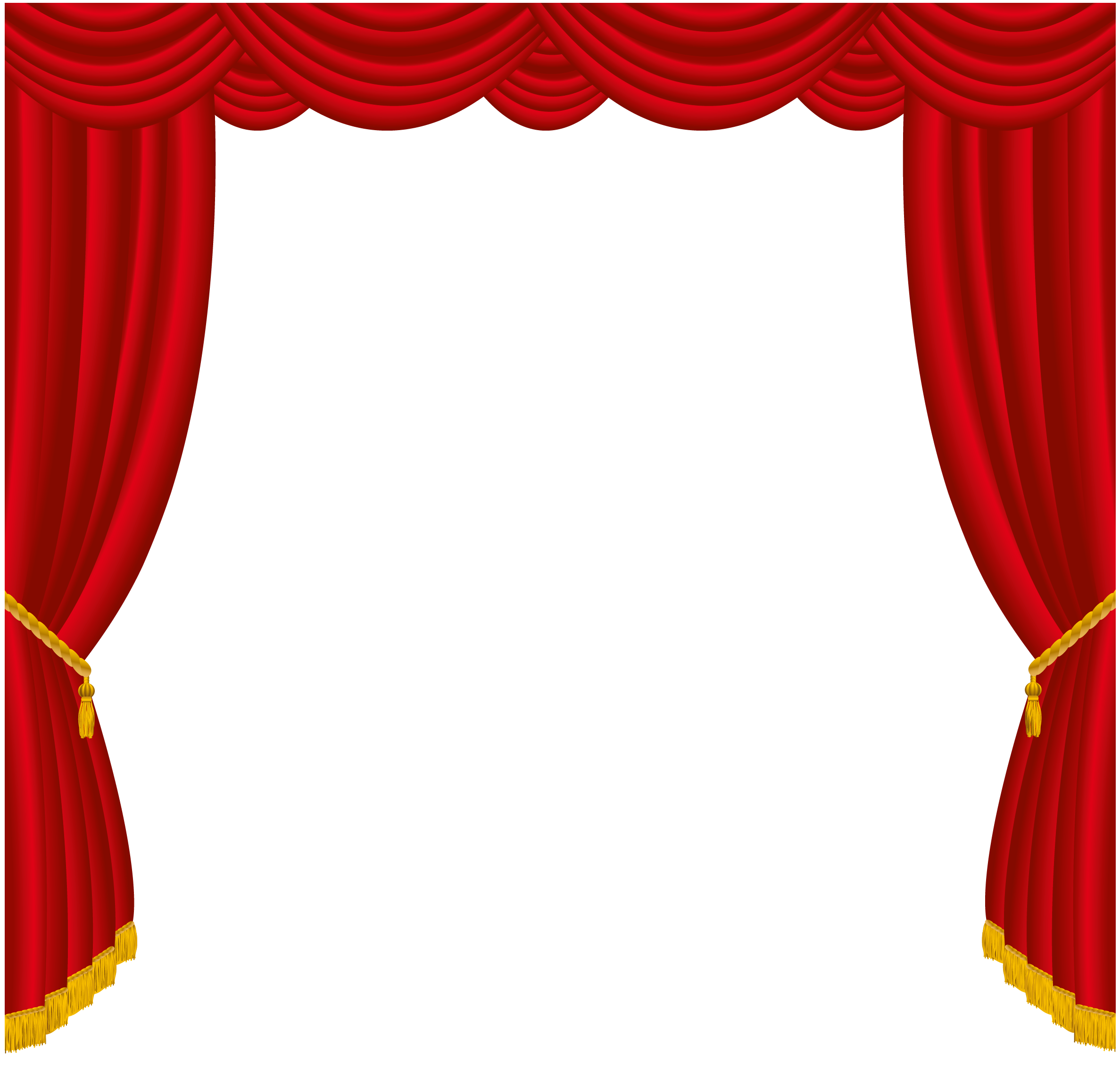 Open stage png clipart.