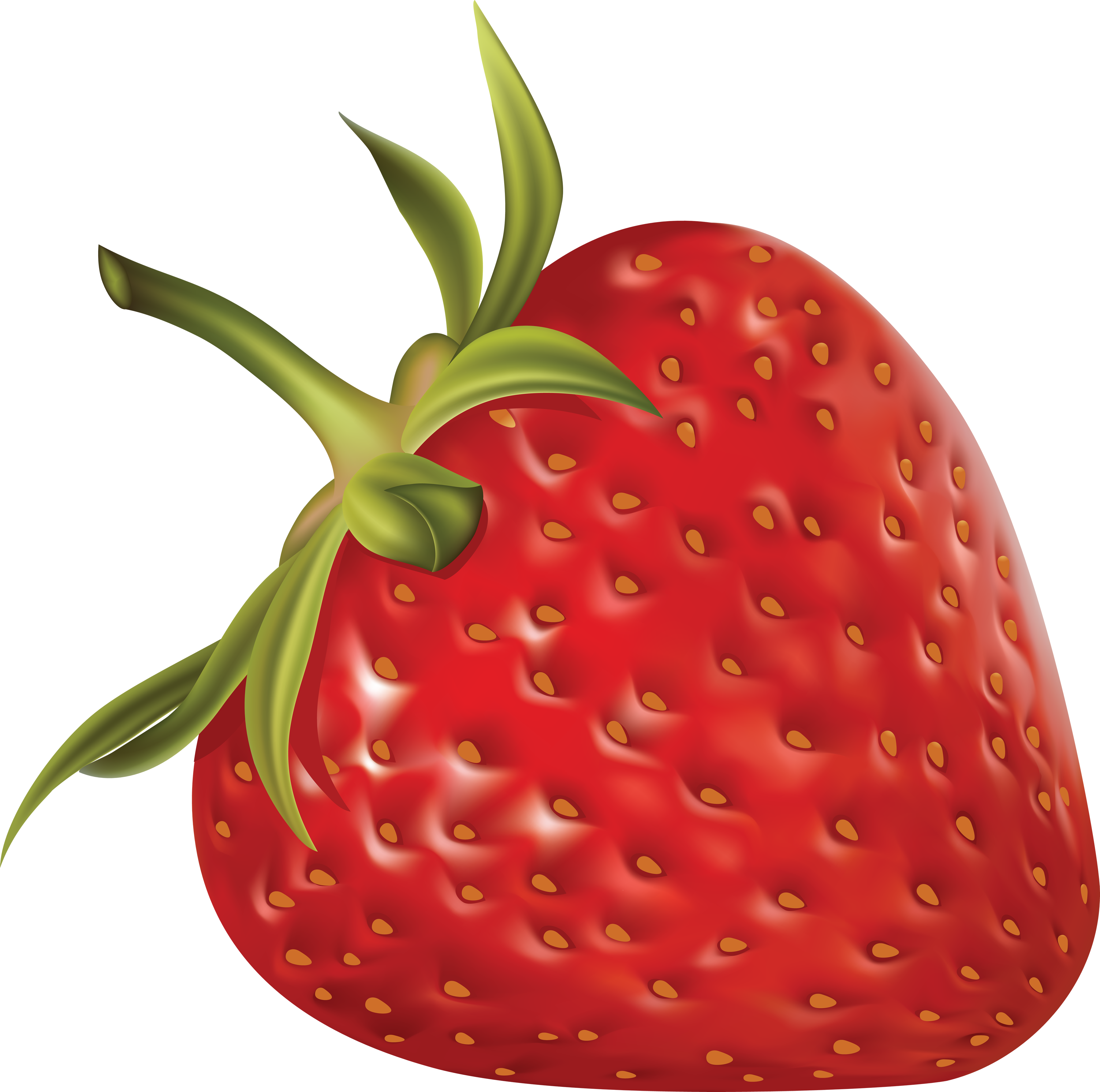 Strawberry png image, picture download.
