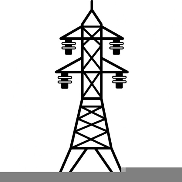 Clipart Transmission Tower.