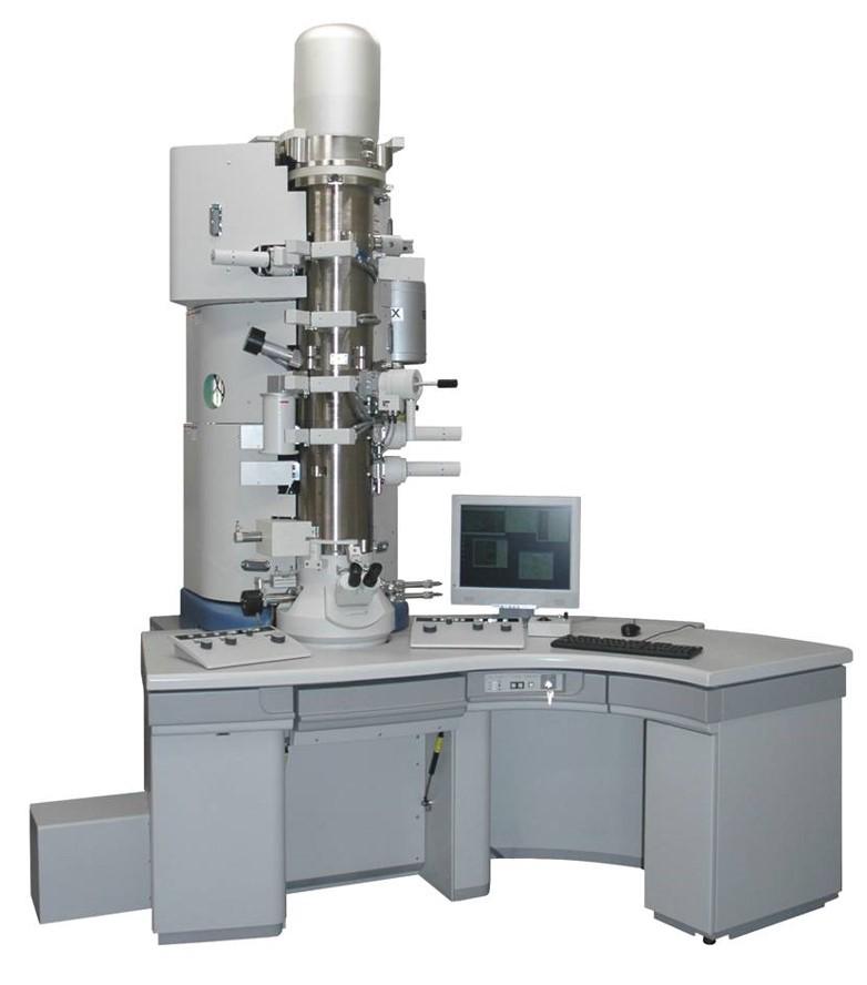 Environmental Transmission Electron Microscope (ETEM).