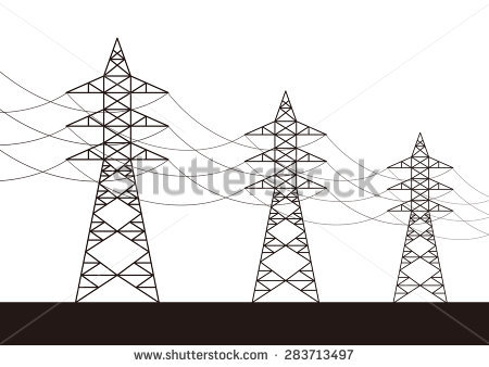 Transmission Tower Stock Photos, Royalty.