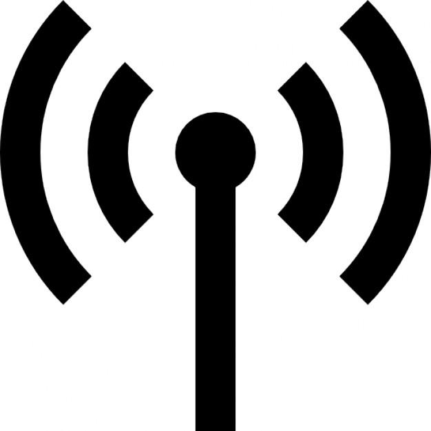 Antenna Symbol.
