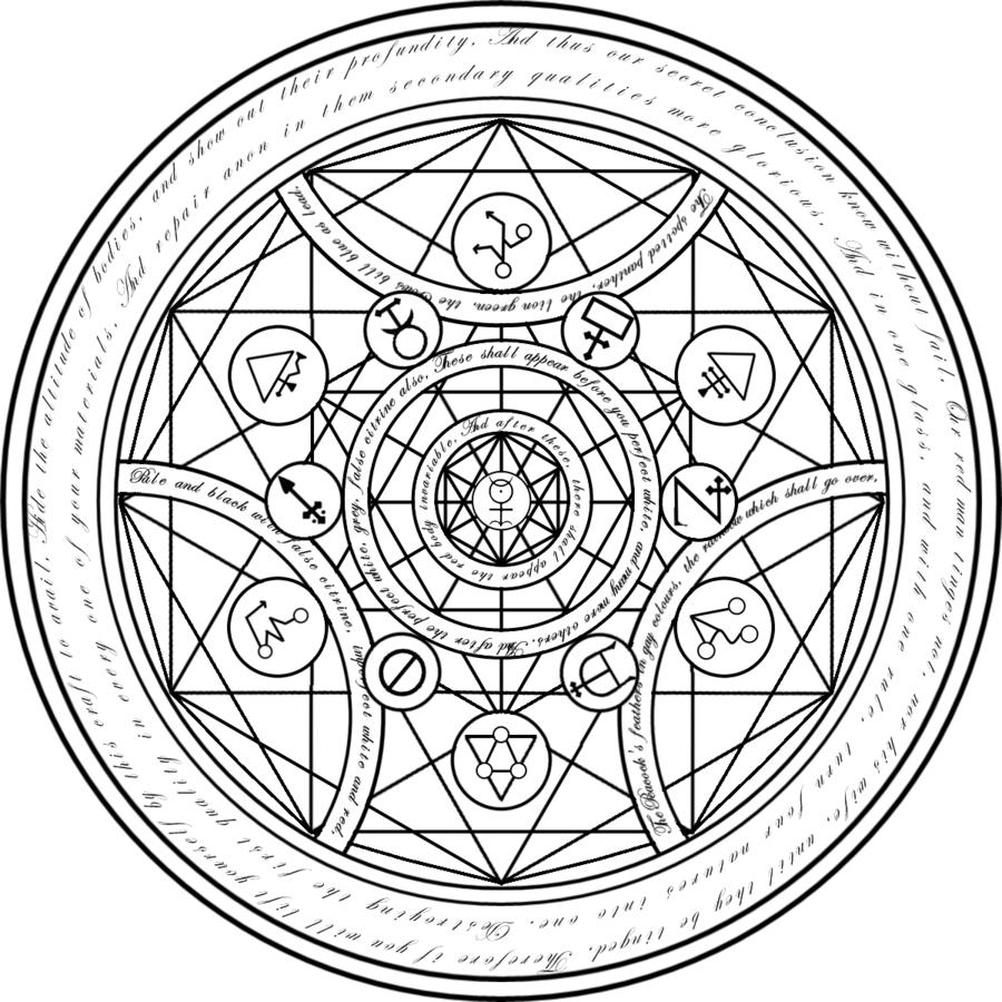Magic School: Transmutation.