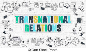 Transnational relations Illustrations and Clip Art. 27.