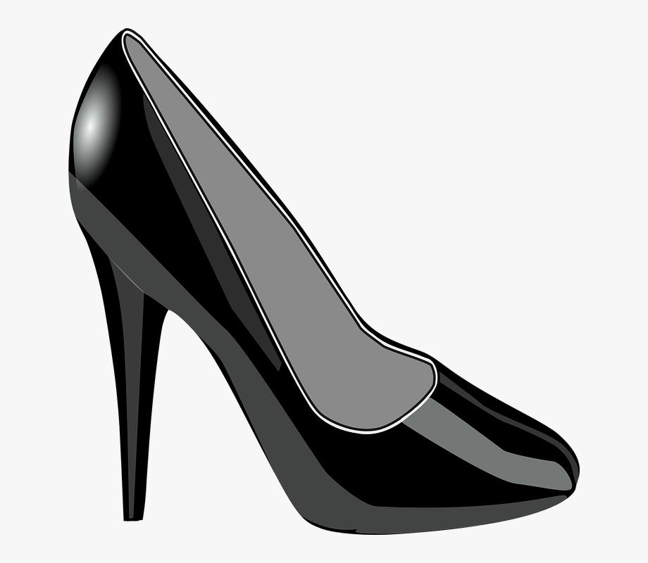 High Heel Shoes Transparent Background , Transparent Cartoon.