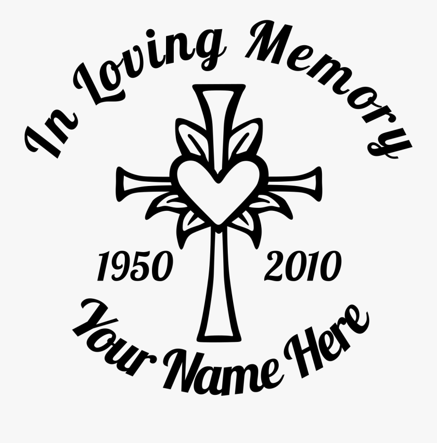 Transparent Cross Clipart Black And White Png.