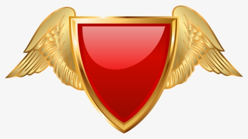 Shield With Wings PNG Images, Free Transparent Shield With.