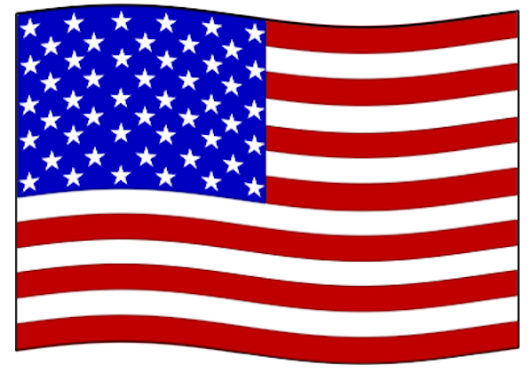 American Flag Clipart Png Transparent.