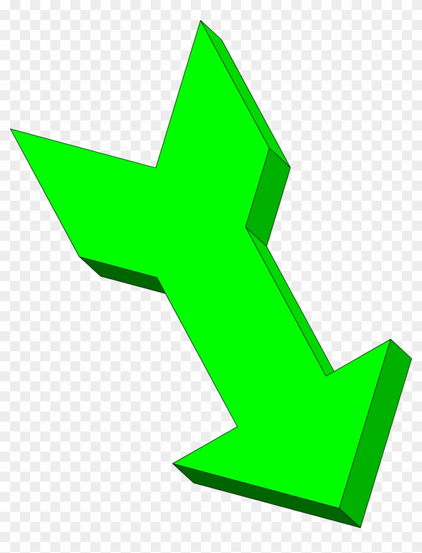 3d Curved Arrow Clip Art.