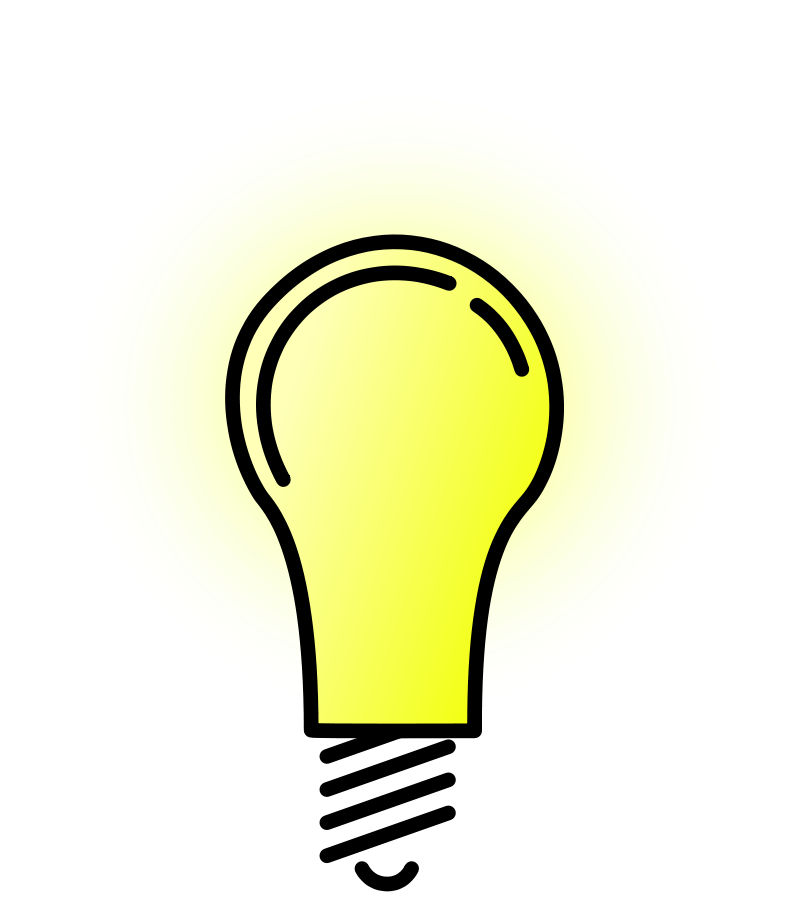 Incandescent light bulb Lamp Clip art.