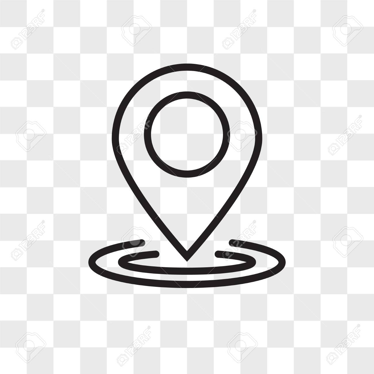 Location Icon Transparent Background & Free Location Icon.
