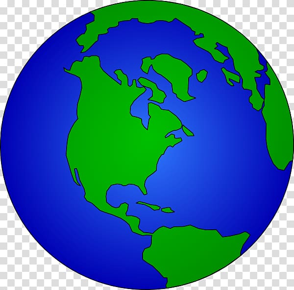 World Globe Earth , The Earth Cartoon transparent background.