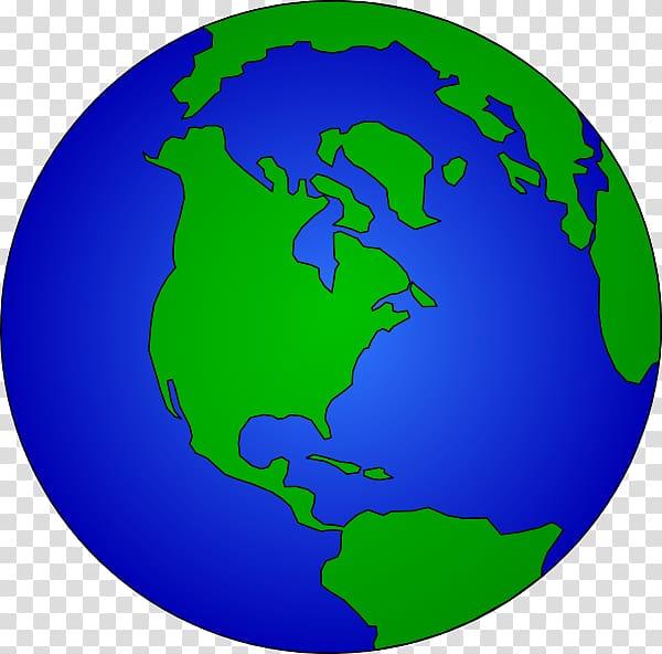 World Globe Earth , The Earth Cartoon transparent background.
