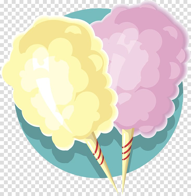 Cotton candy , candy transparent background PNG clipart.