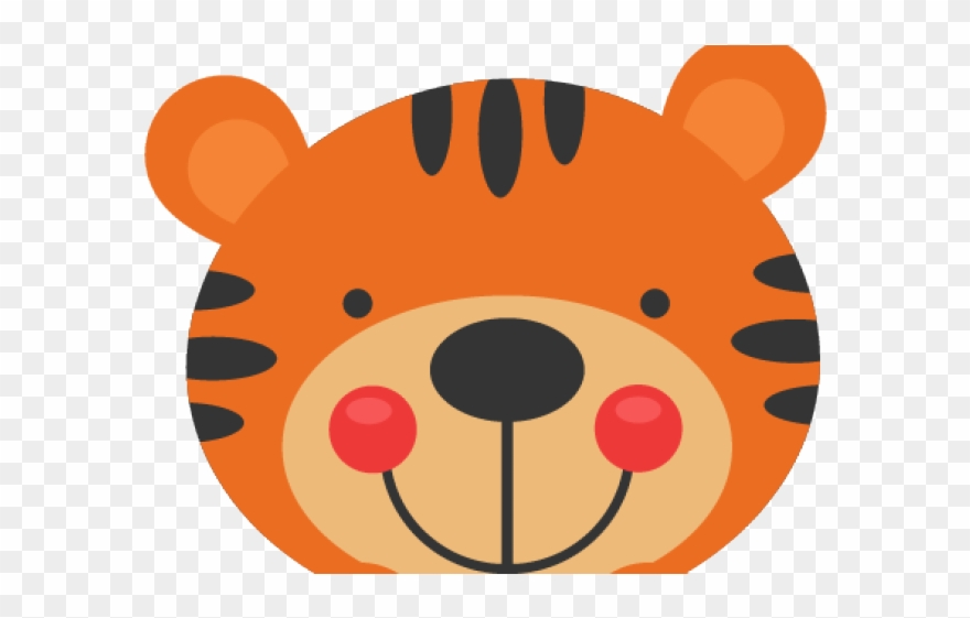 transparent background cute tiger clipart 10 free Cliparts ...