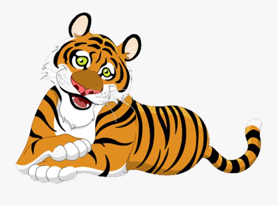 Tiger Best Clipart Transparent Png.