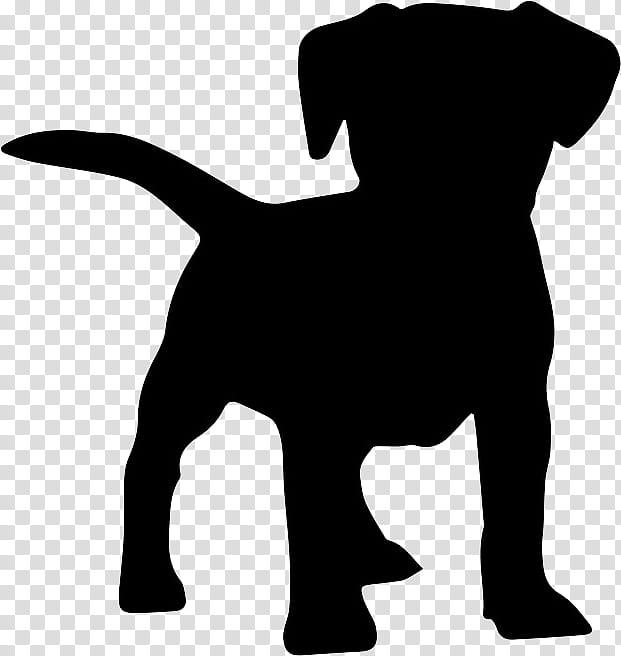 Dog Silhouette, Puppy, Pug, Boxer, Labrador Retriever.