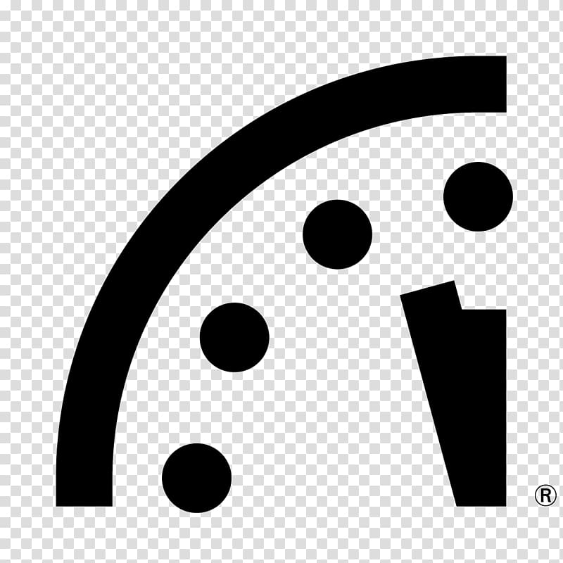 Doomsday Clock Bulletin of the Atomic Scientists Climate.
