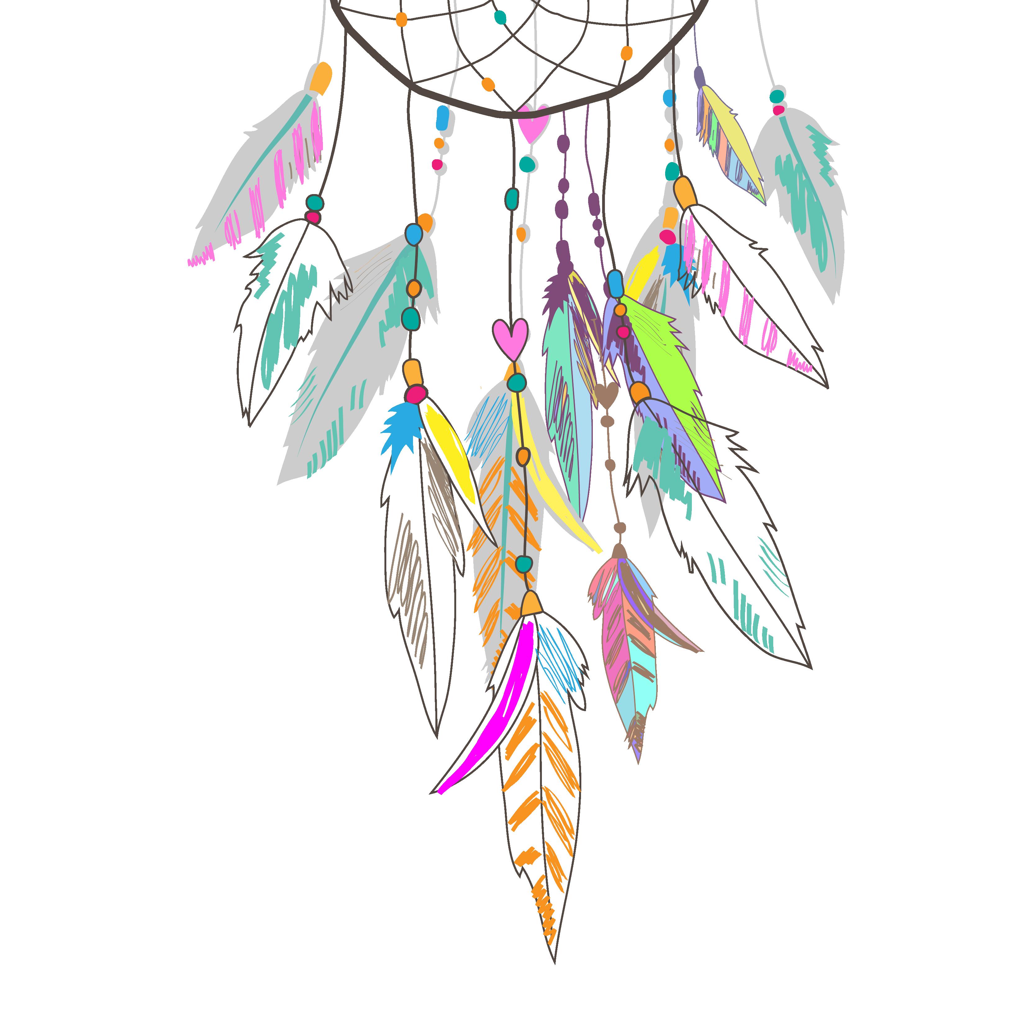 Dreamcatcher Clip art.