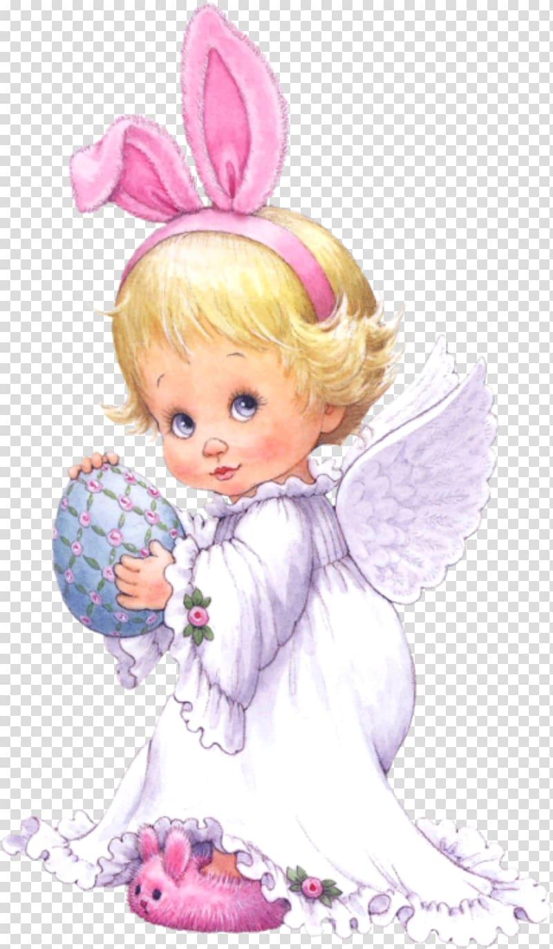 Angel Easter Christmas , angel transparent background PNG.