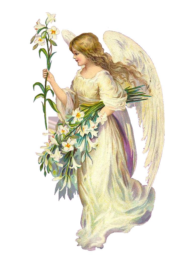 Cherub Angels Religion Easter.