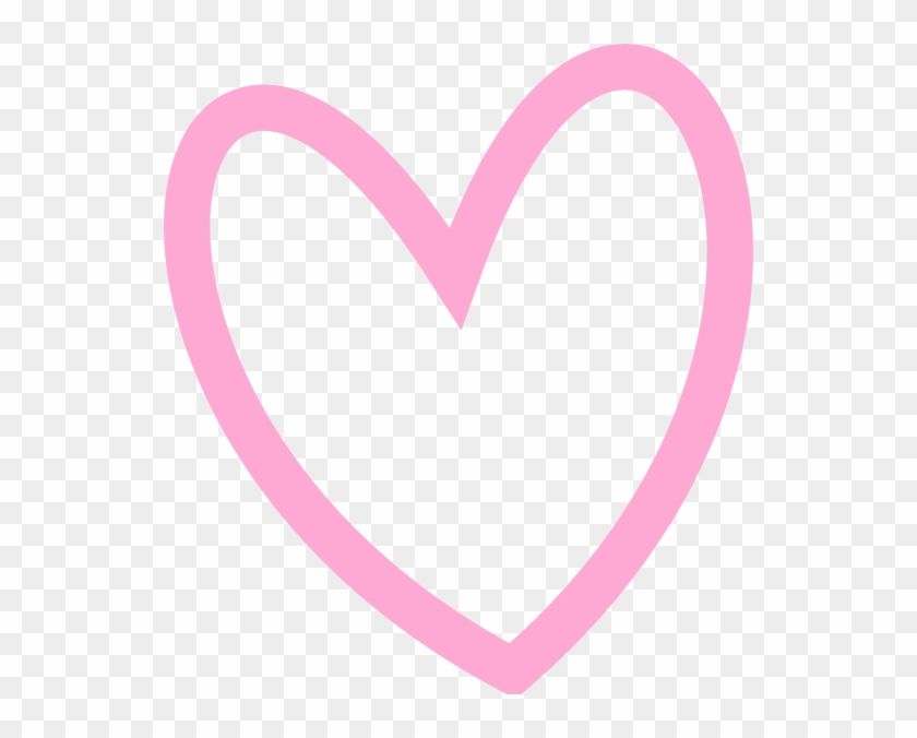 Pink Heart Clipart Png.