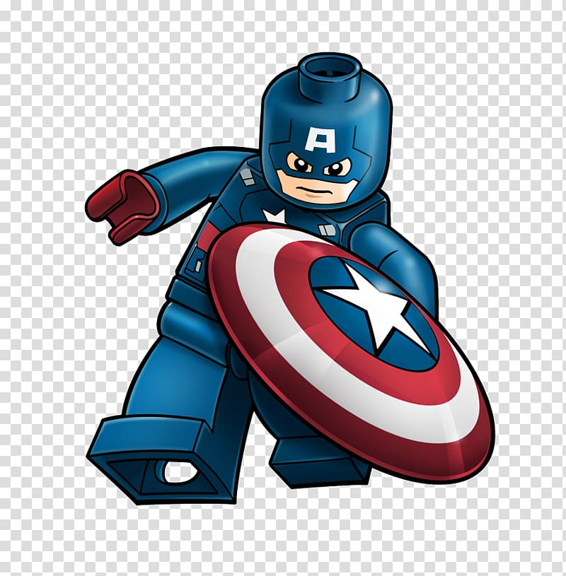 Lego Marvel\\\'s Avengers Lego Marvel Super Heroes Captain.