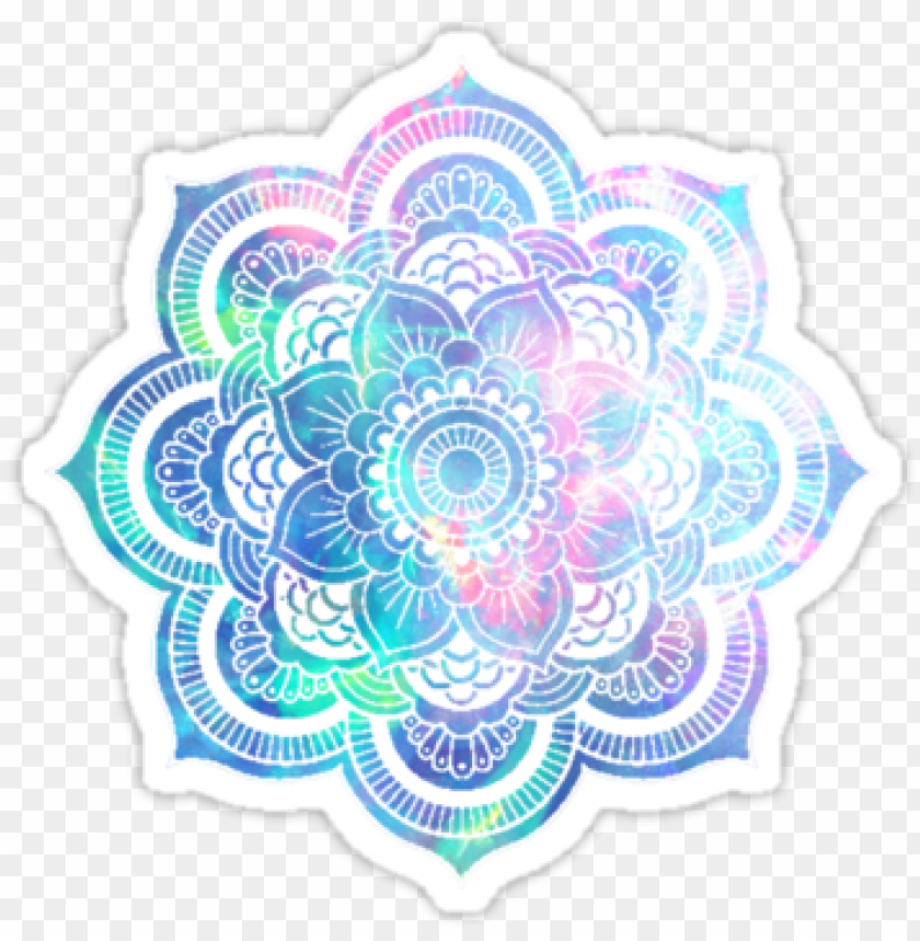 tumblr pinterest watercolor colorful colours mandala.