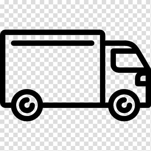 Pickup truck Car Van Mover, truck transparent background PNG.