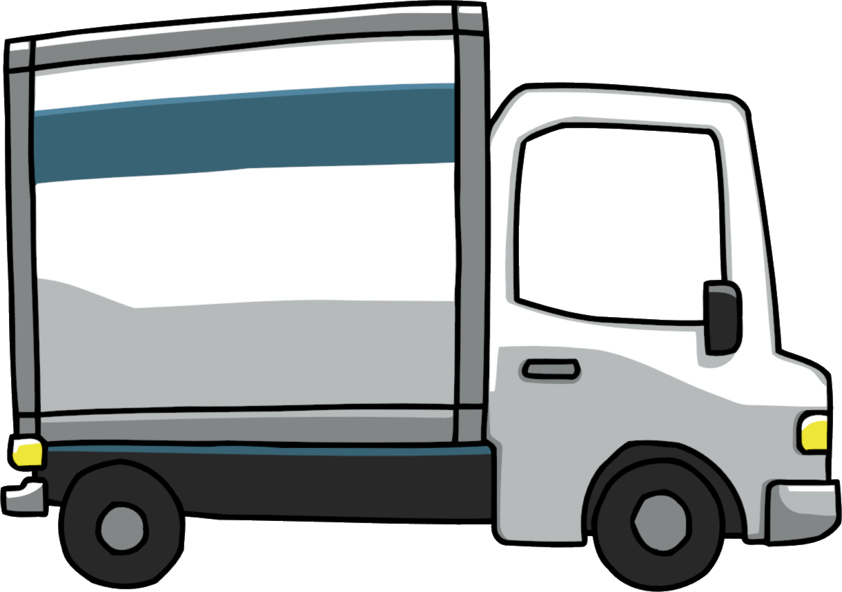 28 Collection Of Delivery Truck Clipart Images.