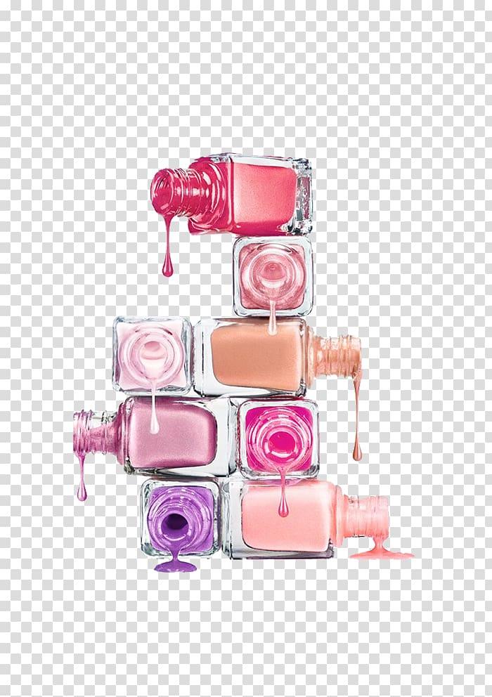 Nail polish Poster Cosmetics, Nail Polish, assorted nail.