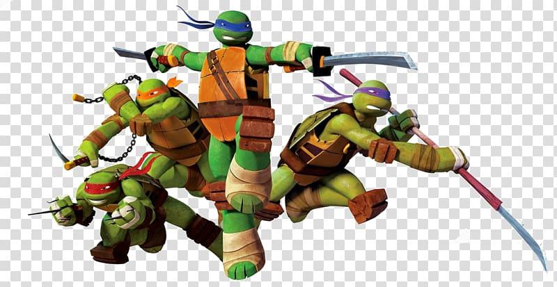 Michelangelo Raphael Leonardo Donatello Teenage Mutant Ninja.